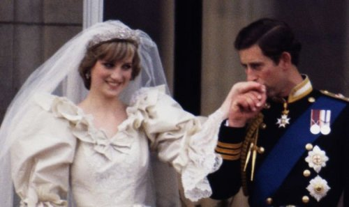 Diana and Charles' wedding inspired AC/DC's iconic cannons - 'Masculine and rock' n 'roll'