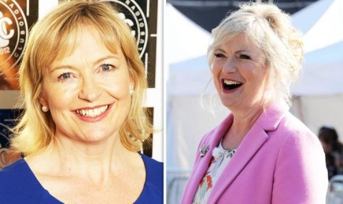 BBC Breakfast's Carol Kirkwood 'never wanted to be weather girl' before replacement claim