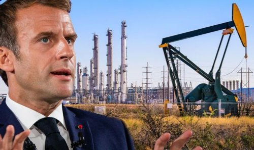 Macron sent doomsday warning over total collapse of oil system: 'Recipe for disaster'