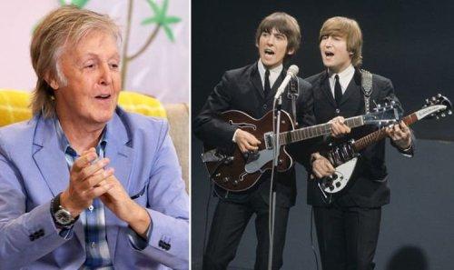 The Beatles: John Lennon and George Harrison estates celebrate Paul McCartney's birthday