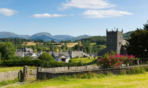 'Lovely' Cumbria village named one of the prettiest in the UK – 'a real gem'