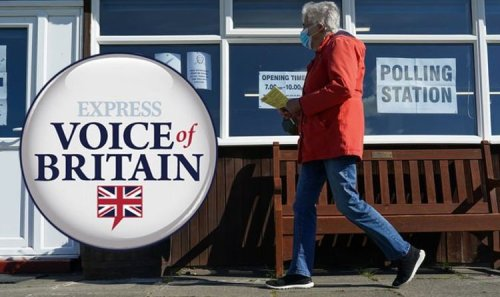 'What's the problem?!' Voter IDs SHOULD be shown to vote in elections - poll