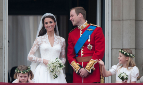 Kate Middleton's wedding dress 'very reminiscent' of Hollywood royalty's gown