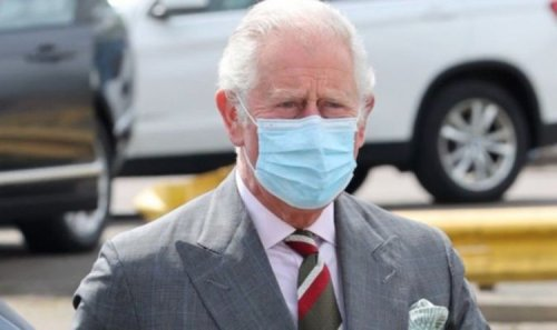 Stony-faced Prince Charles pictured for first time since Harry insulted his parenting