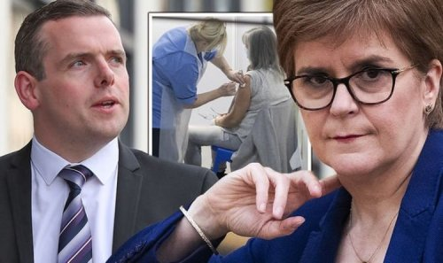 Nicola Sturgeon and SNP 'left humiliated' by failure to hit key jabs target THREE TIMES