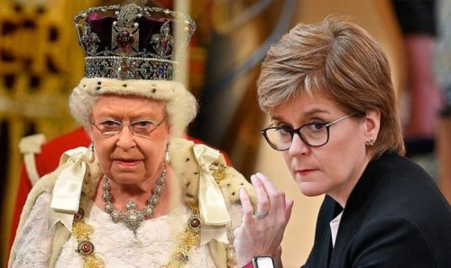 Royal power exposed: Historic rule which saw Queen vet 67 laws before they were passed