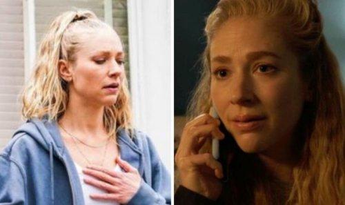 EastEnders heartache as Nancy Carter's epilepsy gets worse?