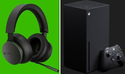 Xbox Series X restocked with official wireless headset - Hurry before it sells out
