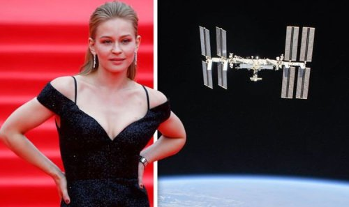 Russia will launch an actress to the International Space Station to shoot a 'space drama'
