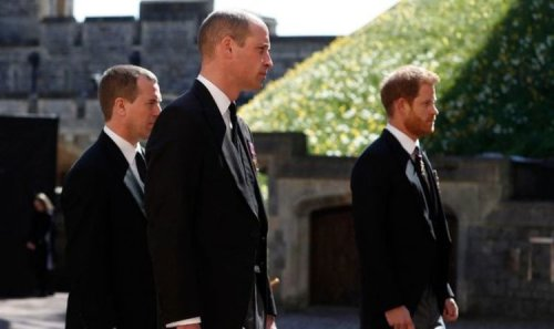 Royal Family LIVE:William 'asked to be separated from Harry' who 'has behaved appallingly'