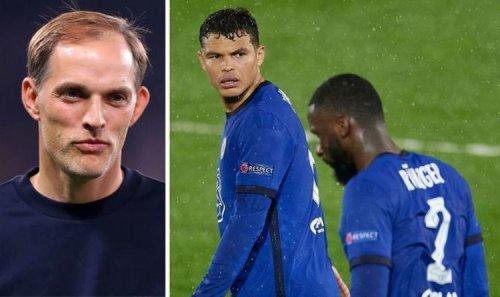 Chelsea's revamped XI next season if Antonio Rudiger, Thiago Silva and Timo Werner depart
