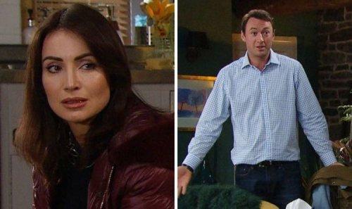 Emmerdale split as Leyla Cavanagh uncovers husband Liam's web of lies?