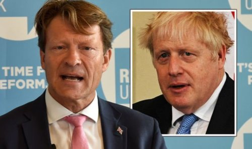 Boris's threat from the right - the Reform Party which could smash Tory Government