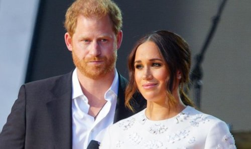 Meghan and Harry 'looking at releasing unseen wedding footage' with own commentary - claim