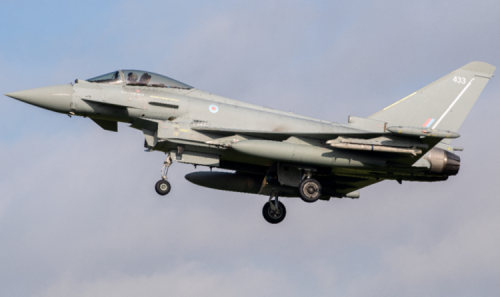 War fears explode as RAF jets prepare to fly to Romania amid Russia threat