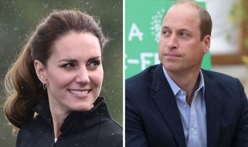 Kate Middleton 'twisted away' from Prince William's affectionate hand in resurfaced video