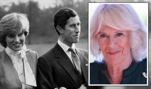 Camilla made 'mafia thug move' with remark to Diana after Charles engagement