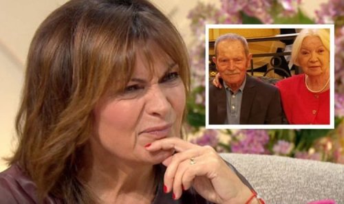 Lorraine Kelly confuses fans as she announces visit to see her parents in Scotland