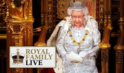 Royal Family LIVE: Queen to make announcement to nation today - royal tradition shattered