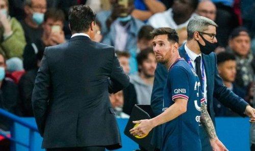 What Lionel Messi told Mauricio Pochettino after brutally snubbing PSG boss' handshake