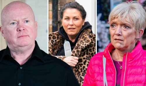 EastEnders spoilers: Kat Slater moves in with Phil as Jean keeps cancer diagnosis secret?