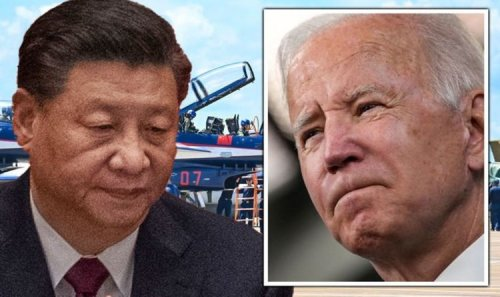 Are you watching, Biden? China poised to strike 'vulnerable' Taiwan islands
