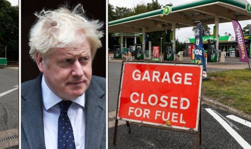 Petrol crisis: Boris Johnson to bring in foreign drivers to combat HGV fuel shortage