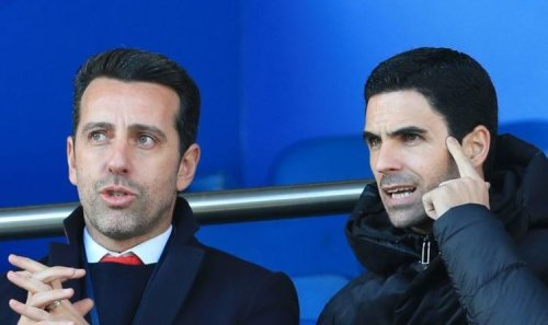Arsenal transfer plan emerges with Edu pushing for Gunners duo to sign new contracts