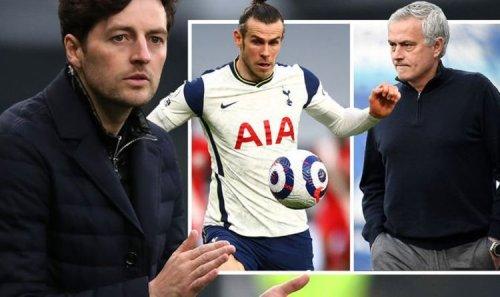 Ryan Mason drops Gareth Bale Man City hint as Tottenham boss takes jab at Jose Mourinho