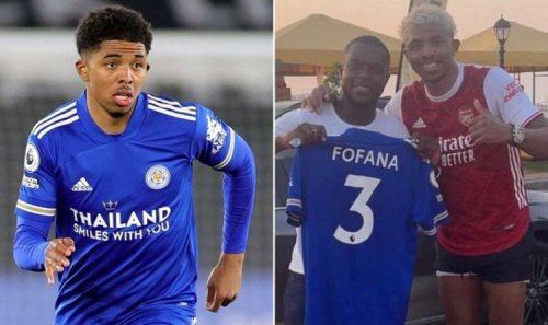 Wesley Fofana issues response to Arsenal shirt photo as Gunners fans get excited