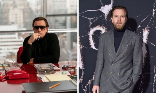 Halston star Ewan McGregor 'got in trouble' over preparation for Netflix role
