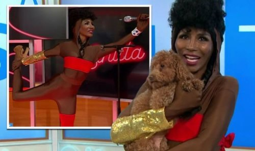 Sinitta gets banned from dating app for being a 'catfish' - 'It was going really well'