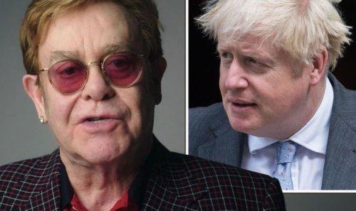 Furious Elton John on 'warpath' with Boris Johnson over Brexit deal – demands urgent talks