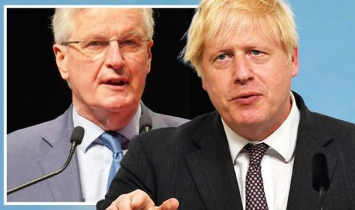 Pay attention, Boris! Barnier weighs in on Brexit row – warns 'sausage war' to damage UK