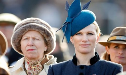Zara Tindall may rope mum Anne in to help with childcare as husband Mike heads off on tour