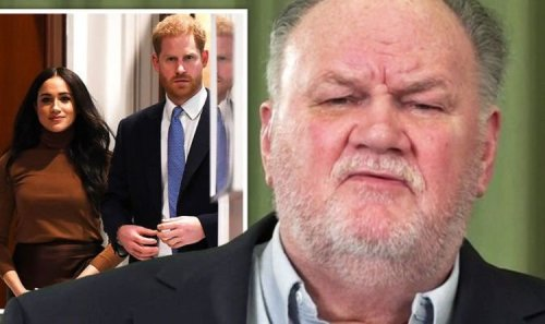 Royal Family LIVE: Meghan and Harry to 'respond aggressively' to Thomas Markle