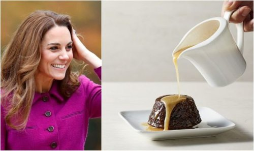 Kate Middleton's 'favourite' dessert sticky toffee pudding - how to make