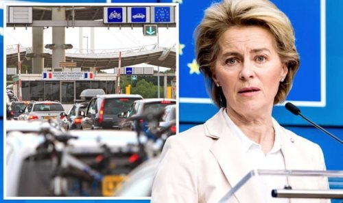 Brussels caves: EU set to offer British drivers Brexit exemption after months of stalling