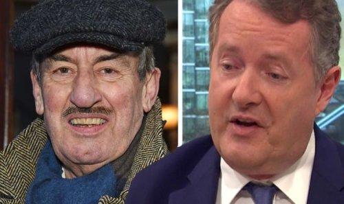Piers Morgan says John Challis' 'brilliantly non-PC Boycie will inevitably be cancelled'