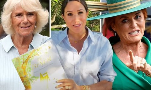 'Unoriginal' Meghan suffers backlash over 'copying' royals in her latest appearance