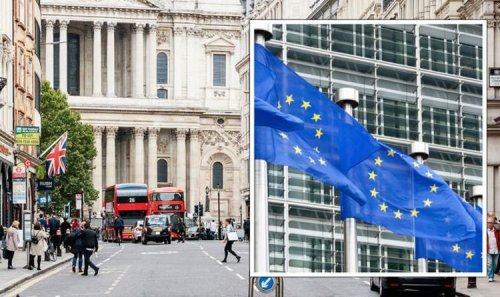 'Heavy-handed' Brussels spark outrage after UK councils are ordered to raise EU flags