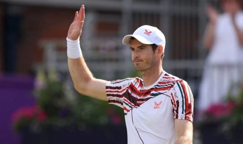 Andy Murray trolls England for 'hanging on to Euros draw' vs Scotland - but fans hit back