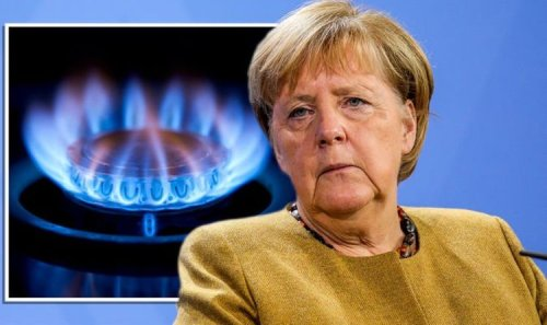 Merkel outrage as Germany 'sourcing gas destined for UK' after plunging Europe into crisis