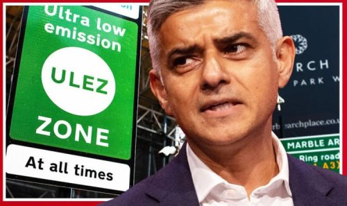 Sadiq Khan attacked by Conservatives over new car tax - 'how do poor and disabled manage'