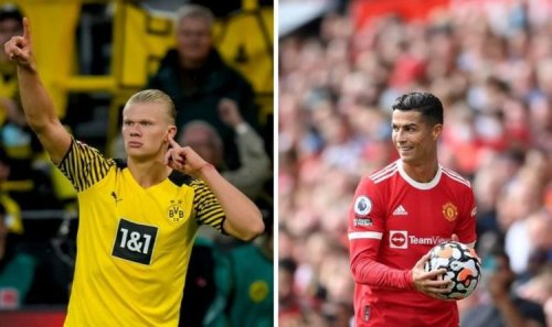 Man Utd given hope of Erling Haaland and Cristiano Ronaldo partnership by Dortmund comment