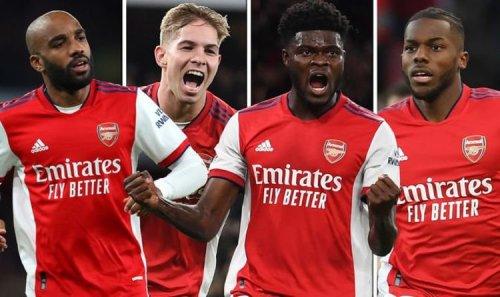 Four Arsenal stars who proved a point to Mikel Arteta during Aston Villa triumph