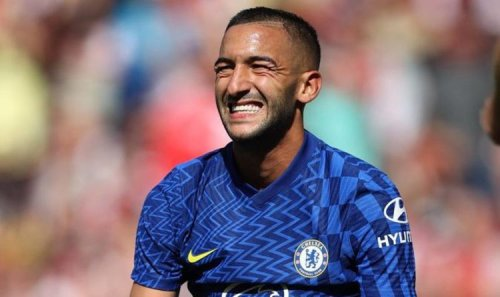 Olivier Giroud urges Hakim Ziyech to quit Chelsea for AC Milan transfer