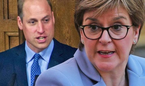 Nicola Sturgeon condemned for being 'rude' to Prince William: 'This will backfire!'