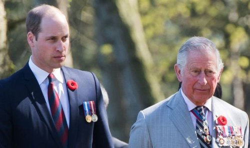 William's rage over Charles' indiscretion before father's tight-lipped nod to Lilibet
