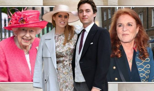 The FIVE royals who could play a pivotal role in life of Princess Beatrice's daughter